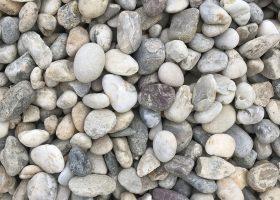 Štrk Dunajský - ozdobný - ozdobný kameň do záhrad, jazierok a chodníkov, ako obsyp